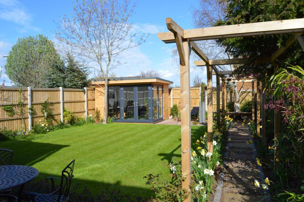 Garden office Carlisle