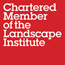 Chartered Member of the Landscape Institute